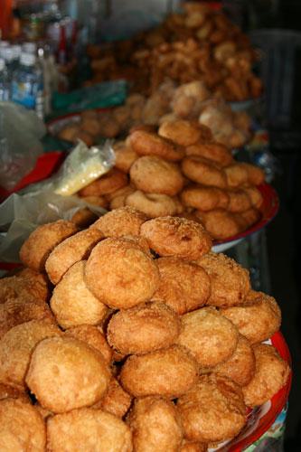 Lao bake/fried goods
