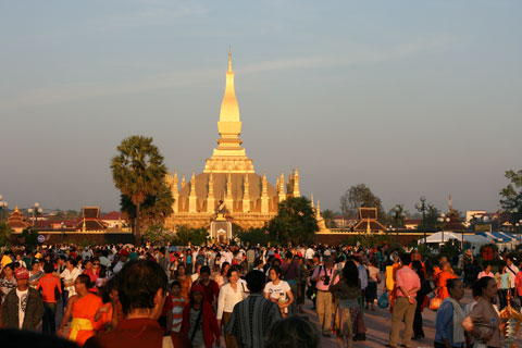 Boun That Luang 2008