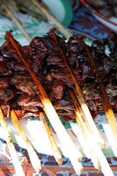 Lao grilled
