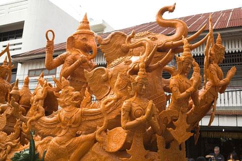 International Wax Sculpture 2007, photo by tum-TAT