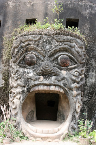 Demon's mouth