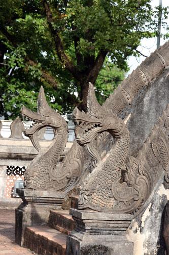 Phrayanark or Naga