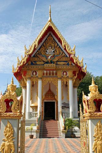 Wat in Thailand