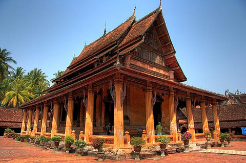Wat Sisaket, photo by viradeth