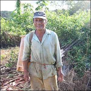 Joseph Toh is one of Cacao's many farmers