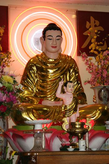 Vietnamese Temple