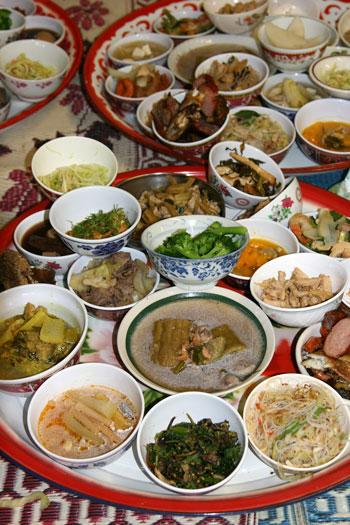 Foods offering