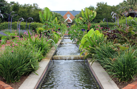 I Dare Not Say That My Video And Photos Have Captured The True Beauty Of  The Riverbanks Botanical Garden. Can You Imagine Yourself Living Here?